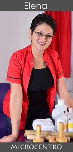 Masajista Elena